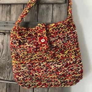 Handbags - Hand Knit Purse